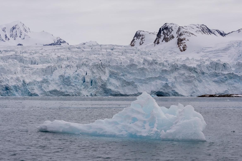 Scioglimento dei ghiacci, Svalbard, Norvegia