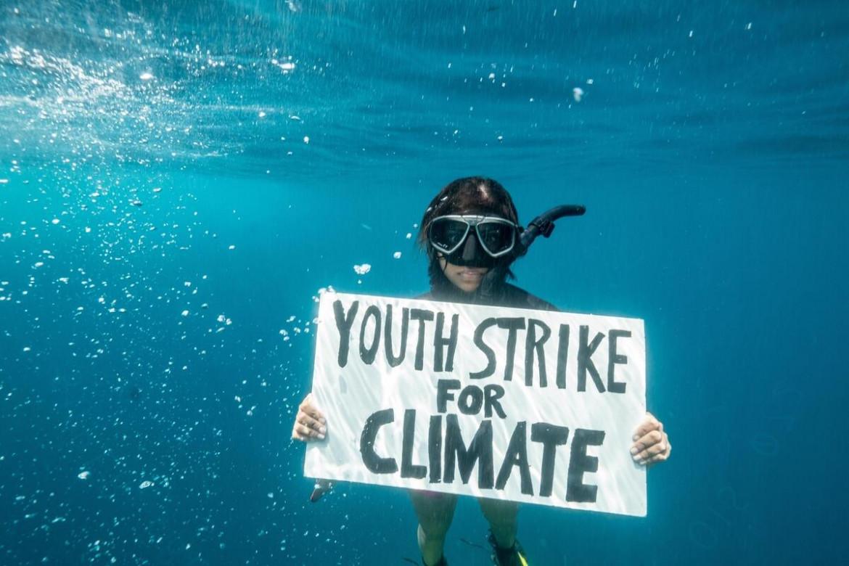 Giornata mondiale per il clima, protesta per il cambiamento climatico alle Seychelle