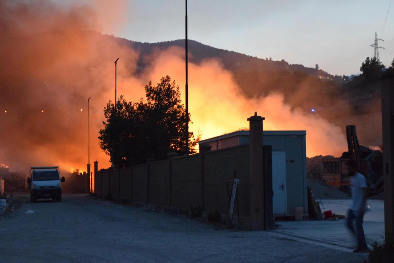 Incendi in Sicilia