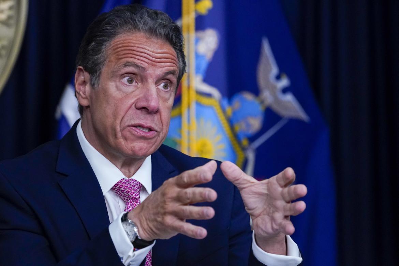 Il governatore di New York Cuomo
