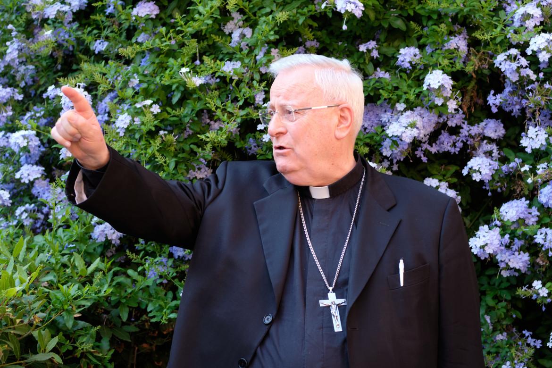 Il presidente della Conferenza episcopale italiana, Gualtiero Bassetti