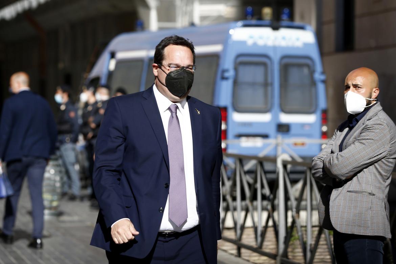 Il sottosegretario leghista all'economia Claudio Durigon