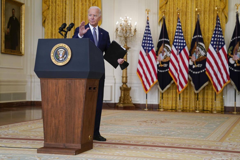 Il presidente Usa Biden