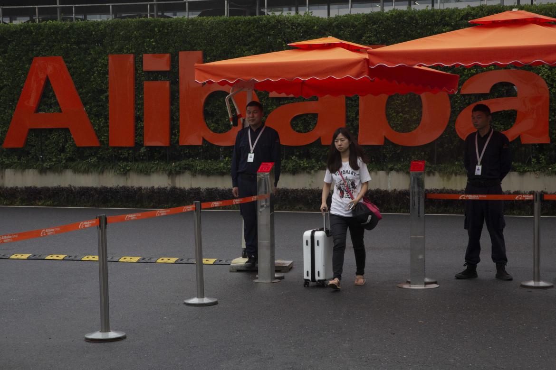 Il quartier generale di Alibaba ad Hangzhou