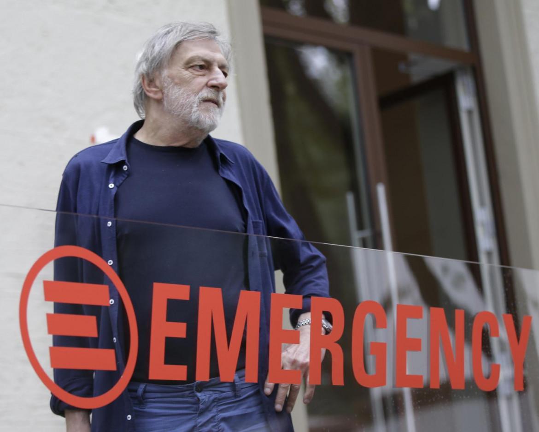 Gino Strada, fondatore di Emergency
