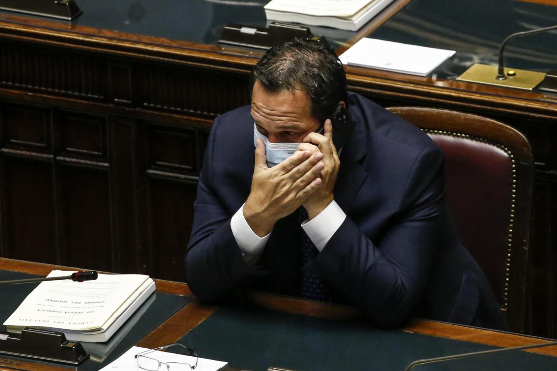 Il sottosegretario all'economia Claudio Durigon