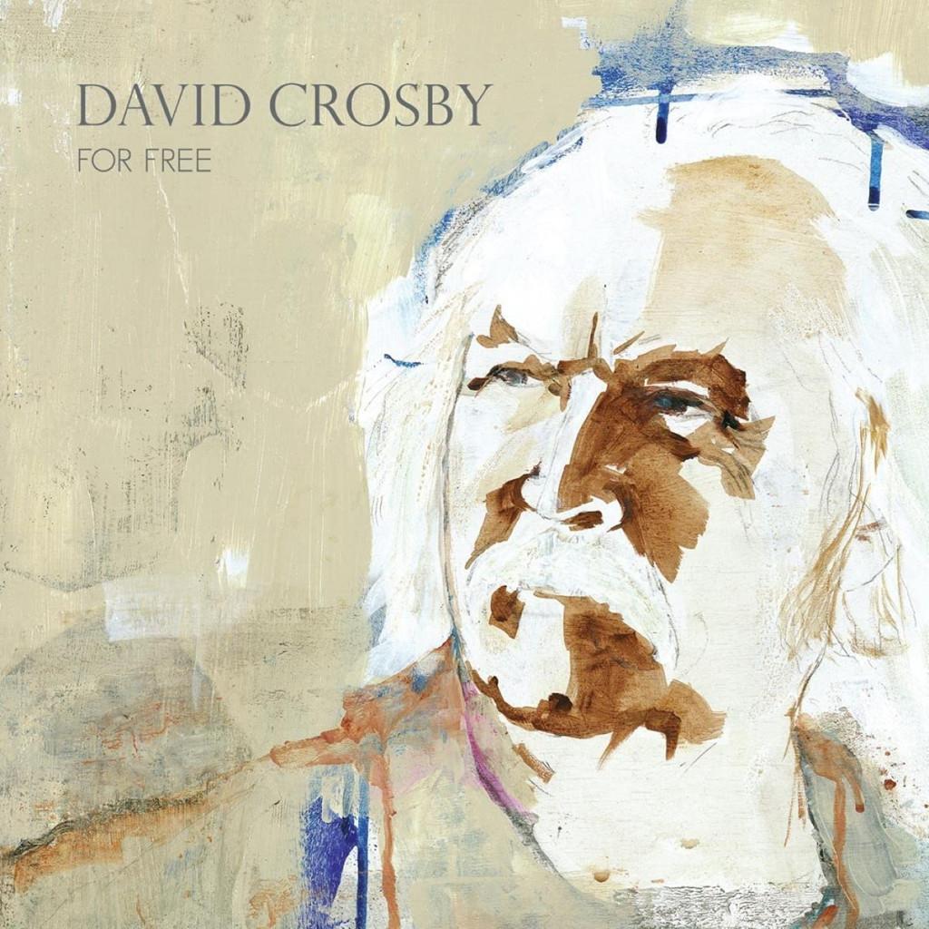 David Crosby, ritratto di Joan Baez sulla copertina del nuovo disco