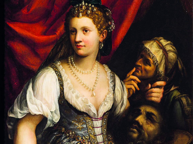 Fede Galizia, «Giuditta e Oloferne», 1596 circa (part.), courtesy of Ringling Museum of Art, Sarasota Usa