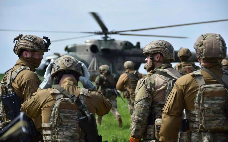 Brigata Ariete, forze Nato