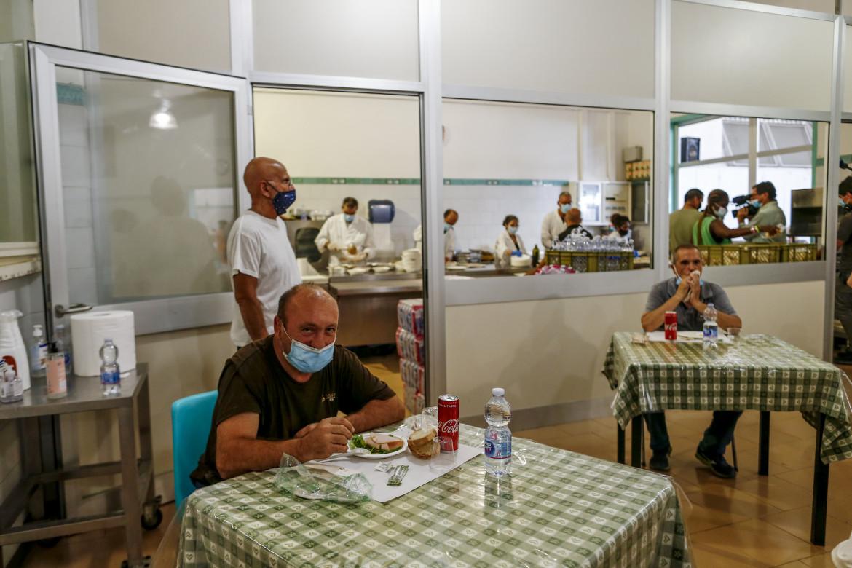 Mensa della comunità di Sant'Egidio, Roma