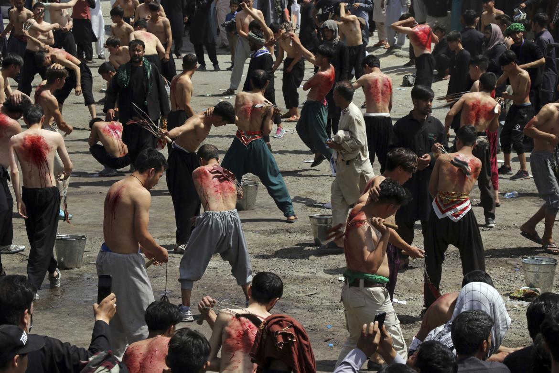 Le celebrazioni dell'Ashura