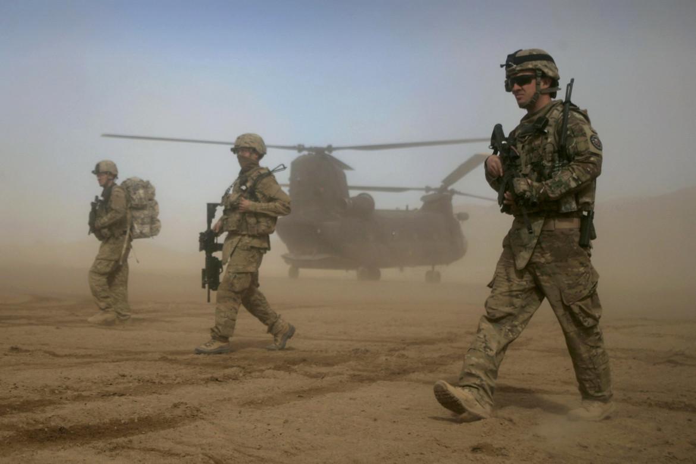 Militari Usa in Afghanistan