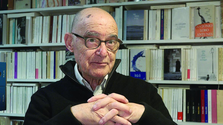 Il filosofo francese Jean-Luc Nancy