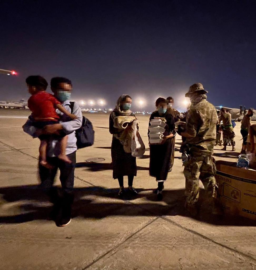 Continua il ponte umanitario tra Roma e Kabul