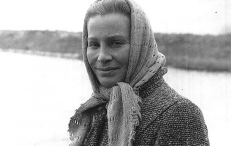 Ingrid Thulin, interprete del film di Giuliano Montaldo