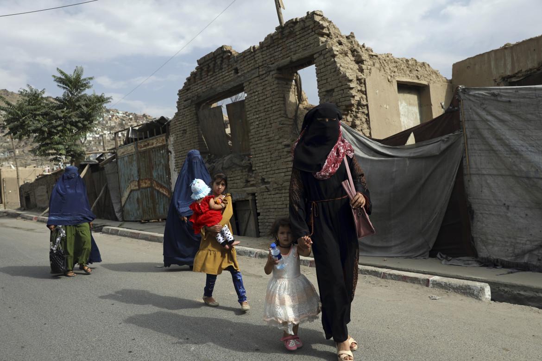 Per le strade di Kabul