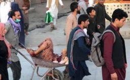 Attentato complesso e letale 60 i morti nellinferno di Kabul