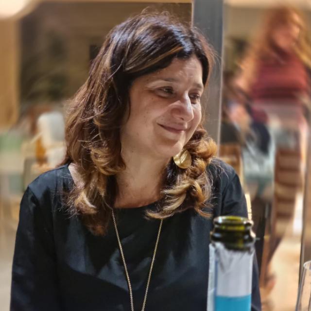 Cinzia Barillà, presidente di Magistratura Democratica