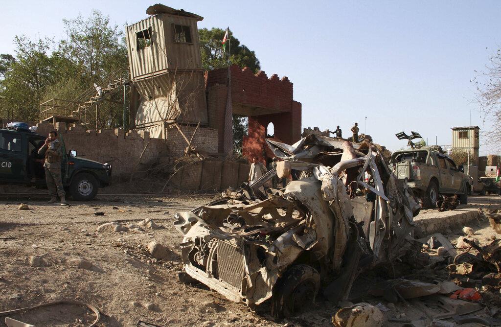Attentato terroristico a Kabul nell'ottobre 2020