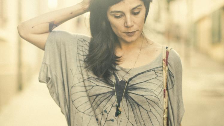 Paola Soriga, foto di Gianluca Vassallo