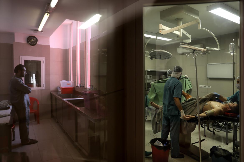 L'ospedale di Emergency a Kabul