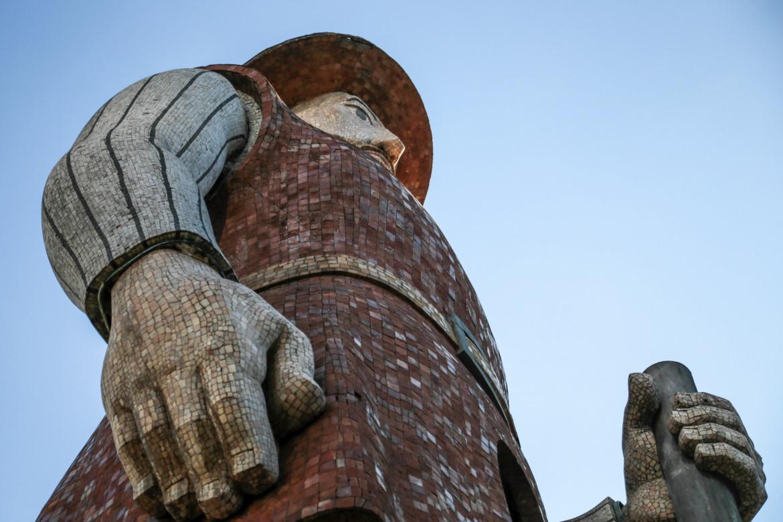 Statua di Borba Gato