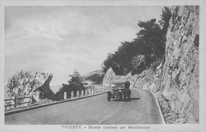 Una cartolina di Trieste