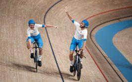 Ganna Express record mondiale e lItalia a due ruote spicca il volo