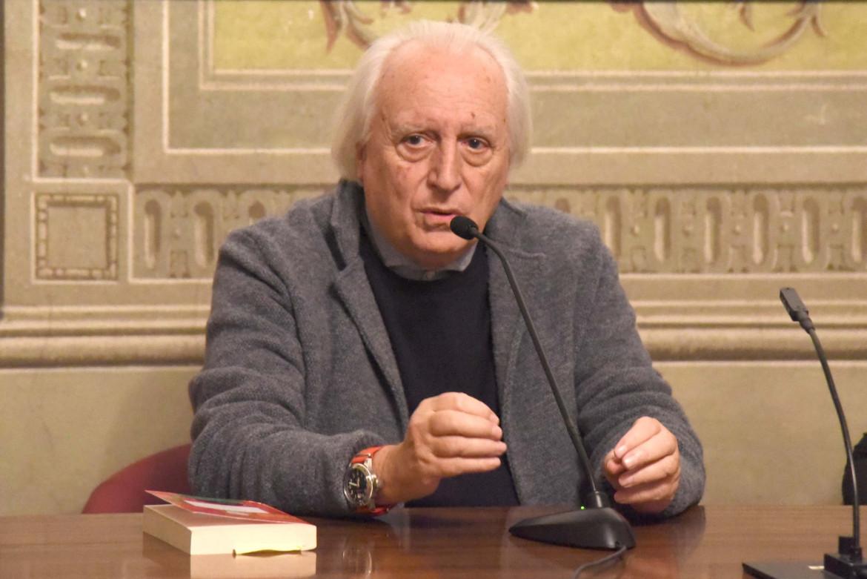 Il poeta Giuseppe Conte