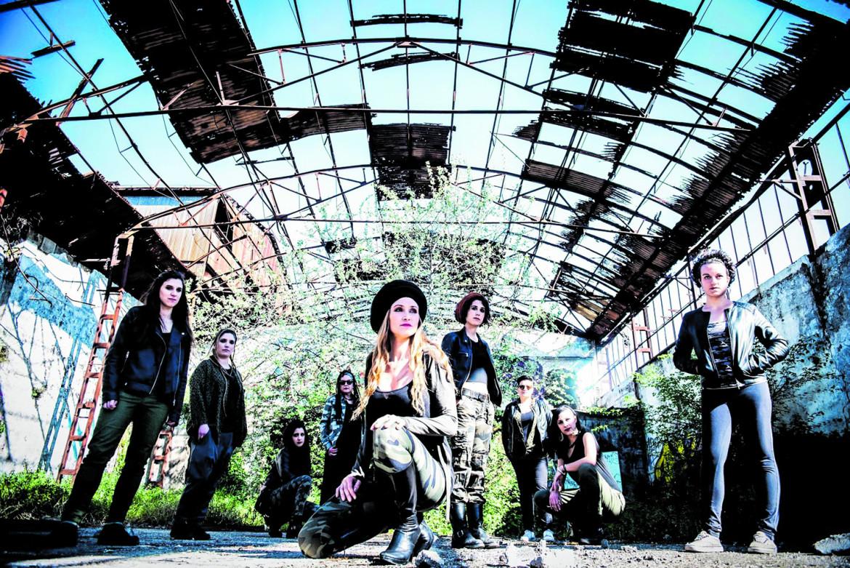 Hi Shine, la reggae band romana
