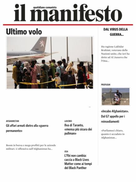 Edizione del 20082021