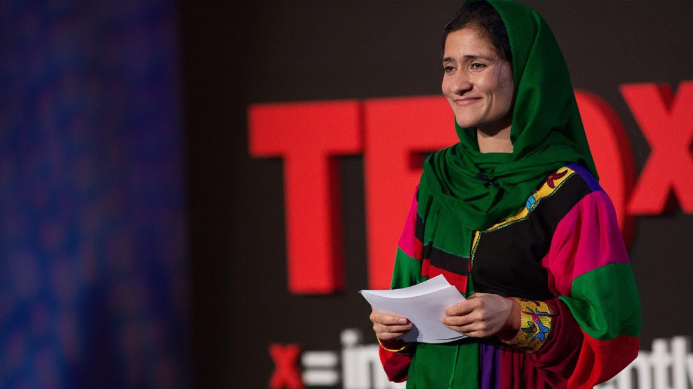 Shabana Basij-Rasikh, fondatrice della School of Leadership Afghanistan
