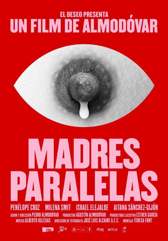 La locandina del prossimo film di Pedro Almodóvar