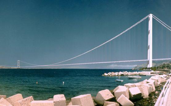 Riecco il ponte di Messina O almeno un altro studio