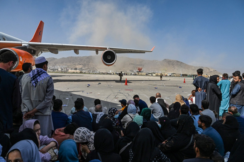 In fuga da Kabul