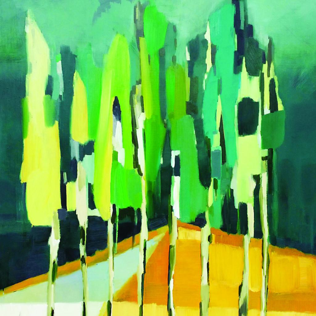 «Twilight Trees» di Ruth Bunnewell