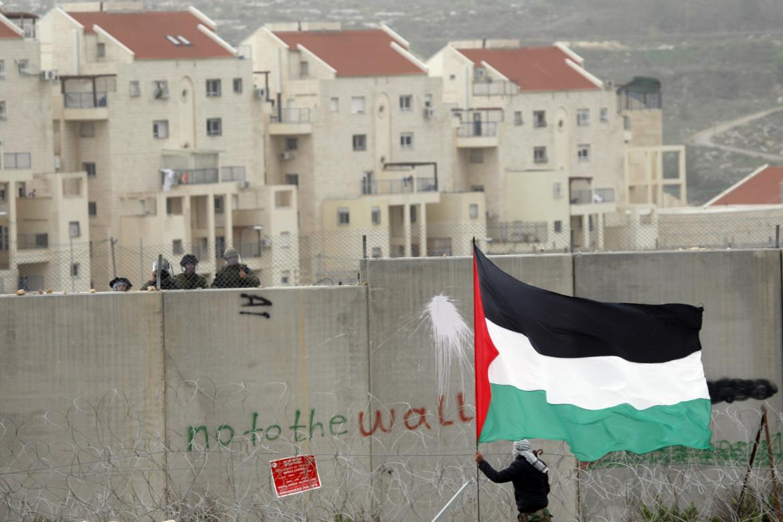 Una colonia israeliana
