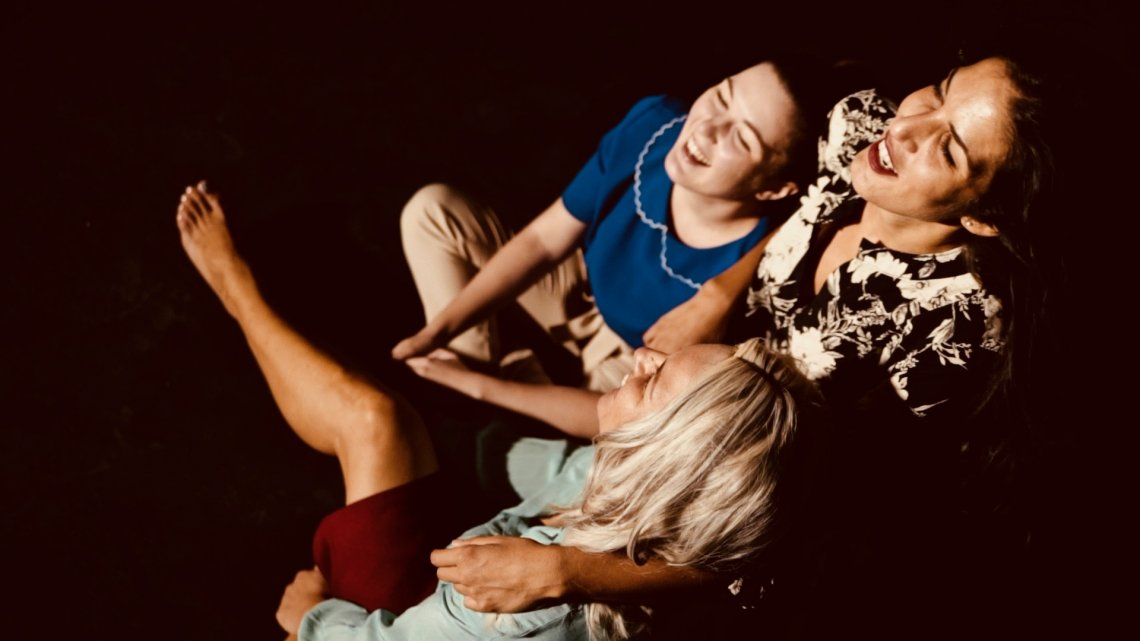 «The rape of Lucretia», nella foto Lucretia Bianca e Lucia / foto di Bluemotion