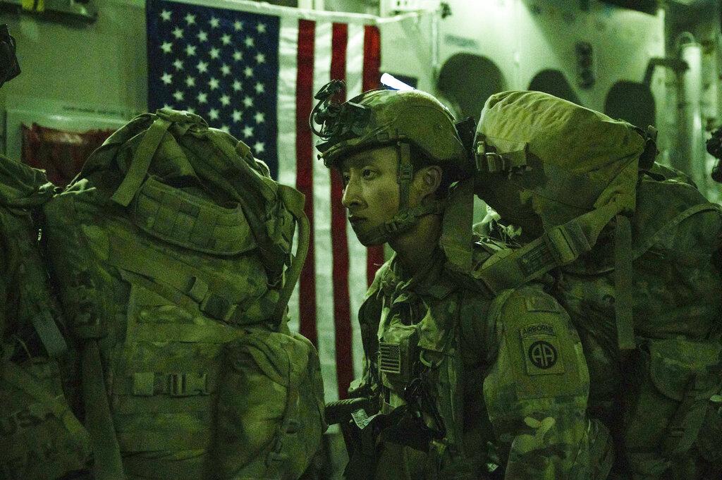 31 agosto, soldati Usa sull'ultimo volo da Kabul