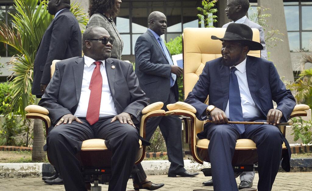 Riek Machar e Salva Kiir, nemici storici costretti a condividere il potere in Sud Sudan