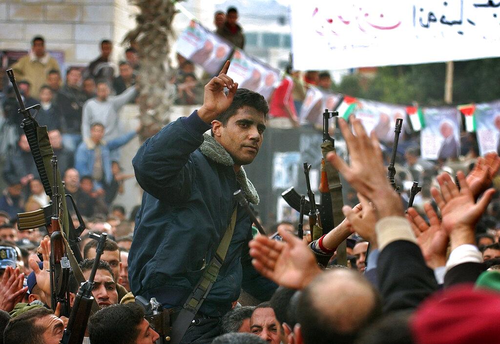 Zakaria Zubeidi catturato da Israele venerdì notte