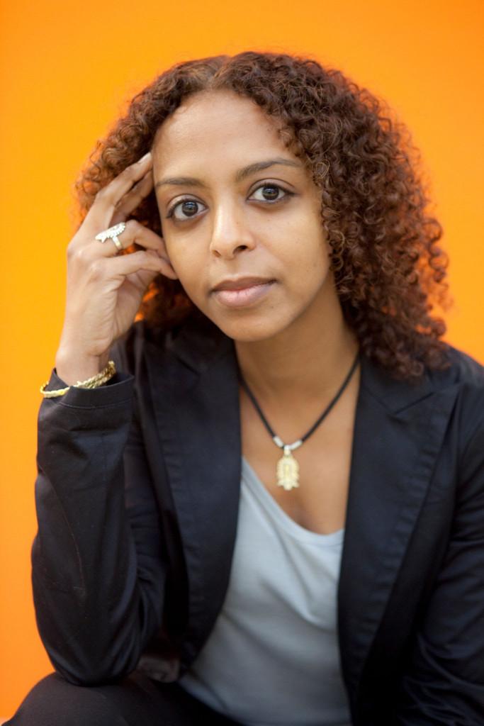 La scrittrice Maaza Mengiste
