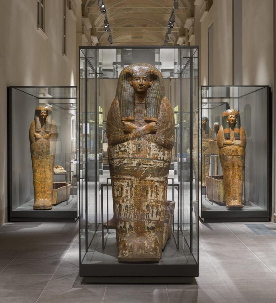 L'ala nuova del Museo Egizio di Torino