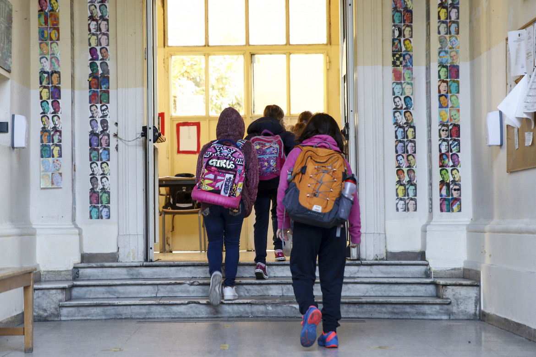 Roma, la riapertura delle scuole
