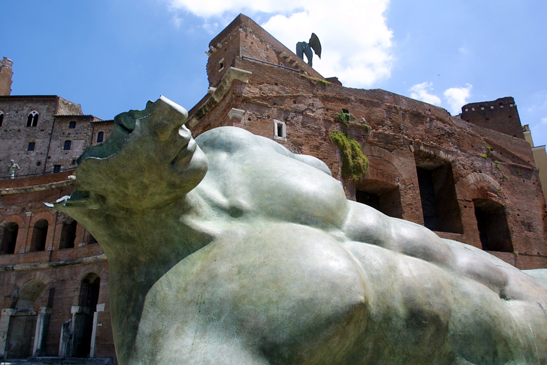 Fori traianei, Roma