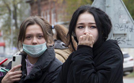 Sparatoria all8217universit in Siberia sei morti 24 feriti