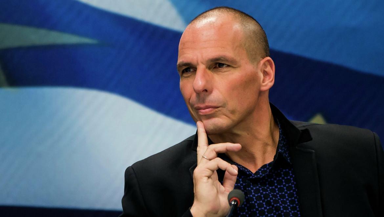 L'economista greco, ed ex ministro, Yanis Varoufakis