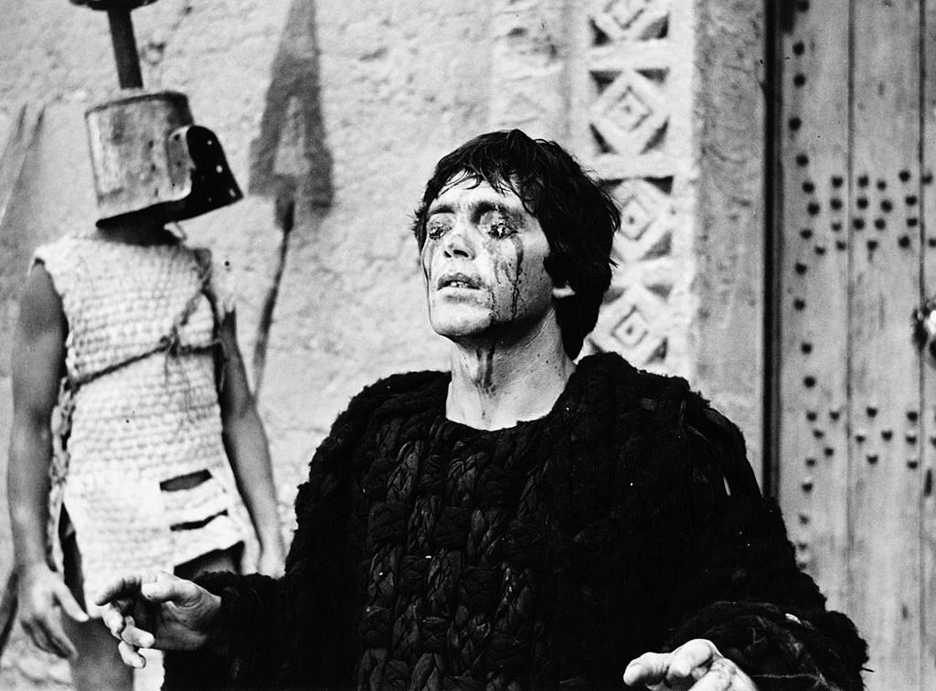 Franco Citti in «Edipo re» di Pier Paolo Pasolini, 1967