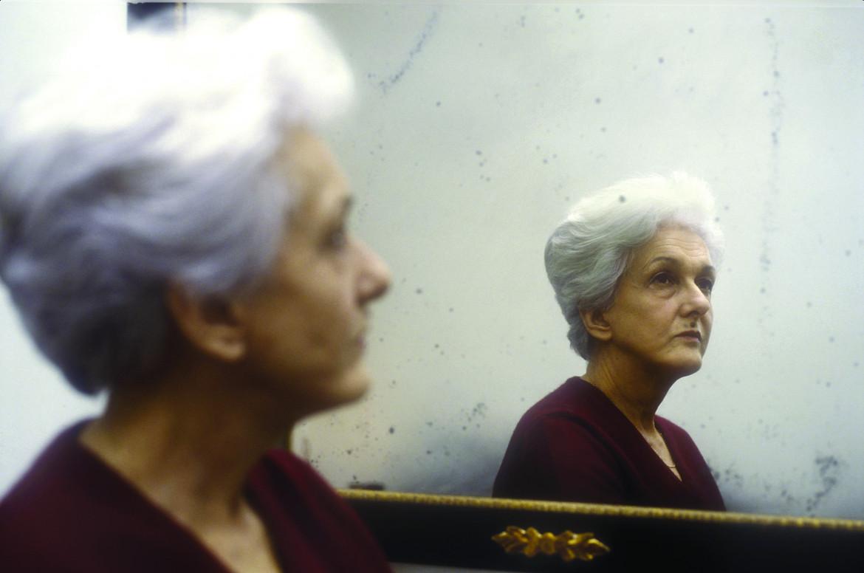 Rossana Rossanda, foto di Marcello Mencarini