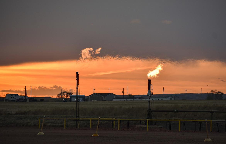 Trivelle petrolifere in North Dakota